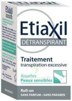 Etiaxil Aisselles Détranspirant Peau Sensibles Roll-on/15ml à CAHORS