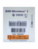 Bd Microlance 3, G25 5/8, 0,5 Mm X 16 Mm, Orange  à CAHORS
