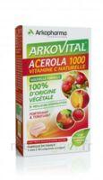 Arkovital Acérola 1000 Comprimés à Croquer B/30 à CAHORS