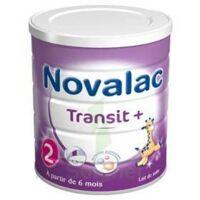 NOVALAC TRANSIT + 2 Lait en poudre 2ème âge B/800g à CAHORS