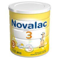 NOVALAC 3 Lait de croissance B/800g à CAHORS