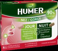 Humer Nez/gorge Jour&nuit 15 Comprimés à CAHORS