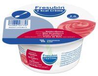 Fresubin 2kcal Crème Sans Lactose Nutriment Fraise Des Bois 4 Pots/200g à CAHORS