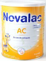 NOVALAC AC 1 Lait en poudre B/800g à CAHORS