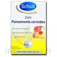 Scholl Pansements Coricides Cors à CAHORS