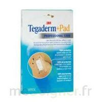Tegaderm + Pad, 5 Cm X 7 Cm , Bt 5 à CAHORS