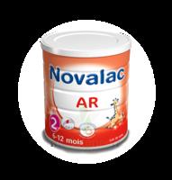 NOVALAC AR 2 Lait en poudre antirégurgitation 2ème âge B/800g à CAHORS