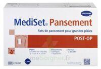 Mediset® Set De Pansement Post Op Avec Coupe-fil Pour Grandes Plaies - Boîte De 3 Soins à CAHORS