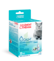 Clément Thékan Ocalm Phéromone Recharge Liquide Chat Fl/44ml à CAHORS