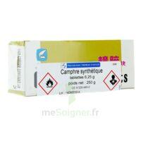 Cooper Camphre Tablettes 250g à CAHORS